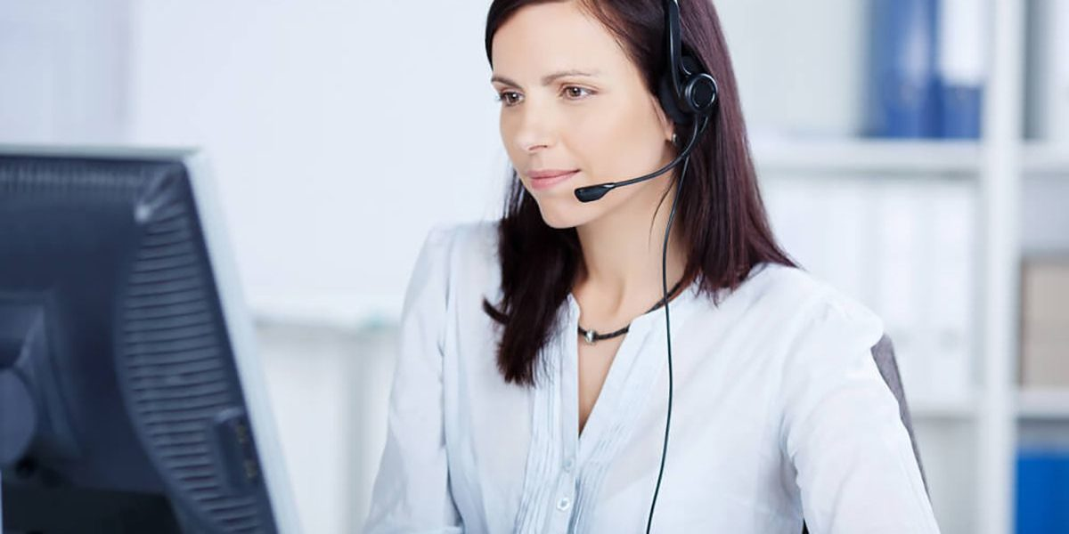 Online customers need an answering service