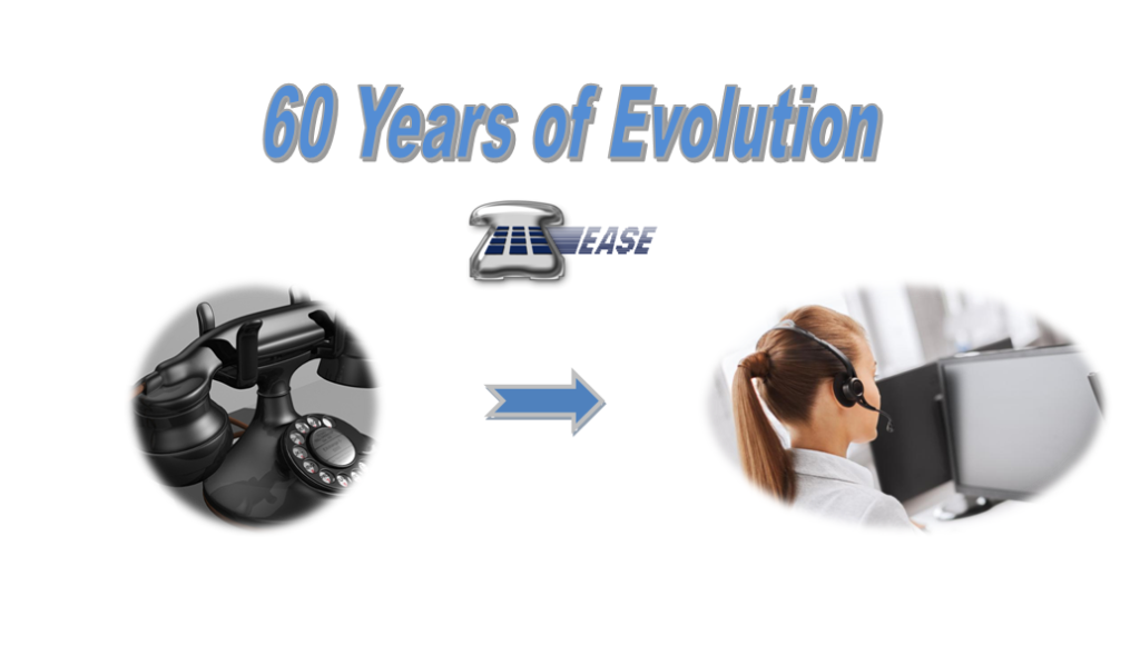 60 years of evolution
