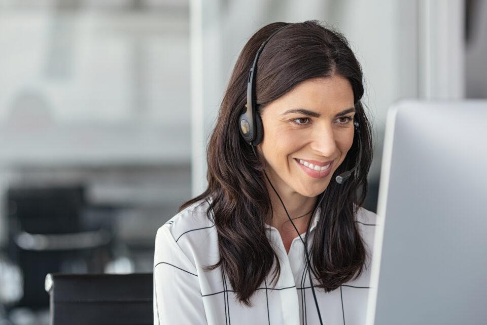 professional call center
