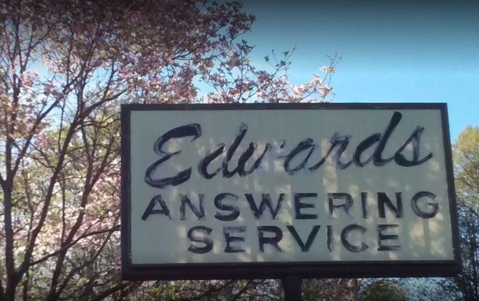 edwards answering service